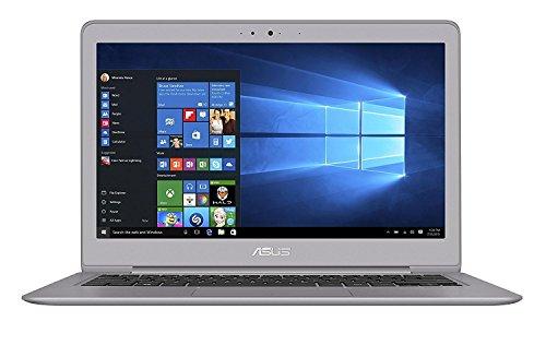 ASUS ZenBook UX310UA-FB485T 13.3 inch QHD+ Notebook (Intel Core i5-7200 Processor, 8 GB RAM, 256 GB SSD, Windows 10) - Quartz Grey
