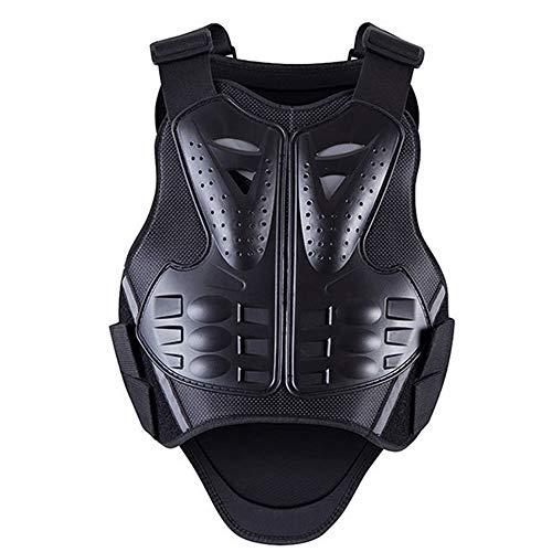 HBRT Armadura de Motocicleta, protección de Espalda, Chaleco de Motoc