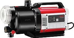 Mit Trockenlaufschutz dank effektivem Flow-Control-System - für lange Lebensdauer Patentierter leicht zu reinigender-integrierter XXL-Vorfilter – schützt optimal vor Verschmutzungen des Pumpeninneren Wartungsarmer 1.400 Watt Motor mit 5-stufigem Pump...