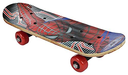 Kid's Wood Pankhudi Skating Board (Multicolor, 24 x 6 inch, Medium, 3-12 Years )
