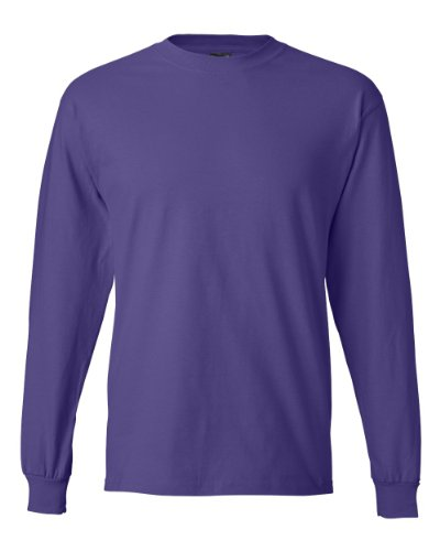 Hanes Long Sleeve Beefy-T T-Shirts