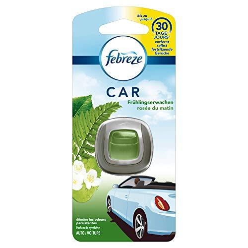 Febreze Frühlingserwachen Auto-Lufterfrischerclip, 1Einheit