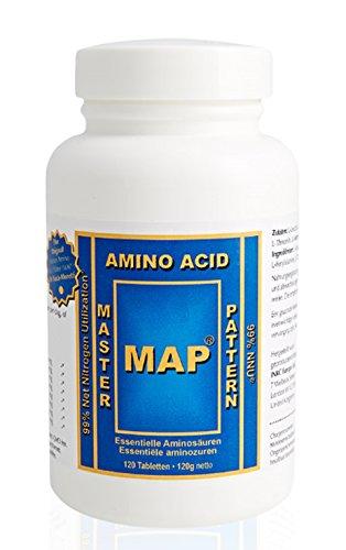 Master Amino Acid Pattern Tabletten, 1er Pack (1 x 120 Stück)