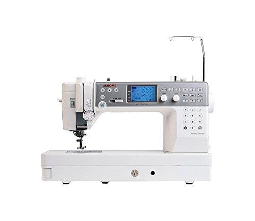 Janome Memory Craft 6700 Máquinas de coser profesionales