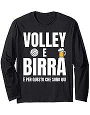 Pallavolo Volley Divertente Regalo Uomo Donna Maglietta