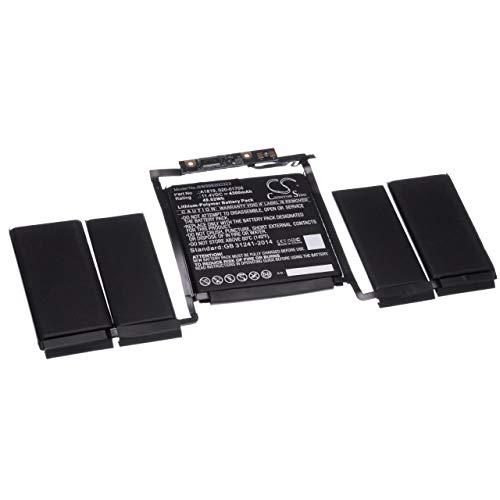 vhbw Litio polímero batería 4300mAh (11.4V) Negro para Ordenador portátil Laptop Notebook...
