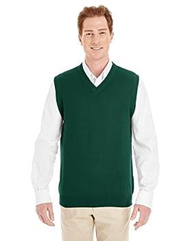 Best mens green sweater vest Reviews