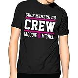 Photo de Jacquie et Michel T-Shirt Homme Crew