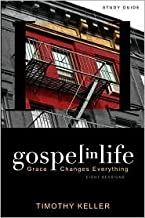 Gospel in Life Study Guide Stg edition