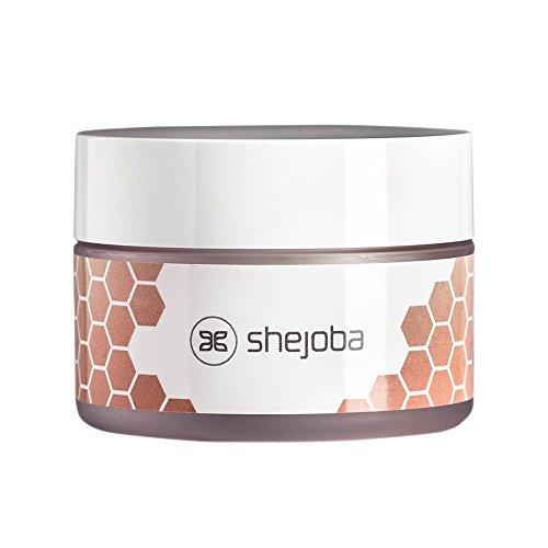 SKINBALM REPAIR - 100% natürliche Hautpflege aus PREMIUM-Rohstoffen von shejoba; Regeneriert, beruhigt und pflegt BEANSPRUCHTE Haut. Ideal als Pflegebalm nach LASERBEHANDLUNG. Reich an Vitamin E.