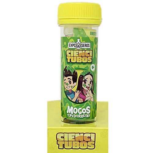 Cefa Toys CIENCITUBOS CASEROS: MOCOS Y PEDORRETAS juego experimentos (21845)