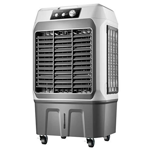 Ventilador De Aire Evaporativo Comercial, Humidificador Industrial, Aire Acondicionado 3 En 1, Tanque De Agua Grande De 27 L | Enfriador DoméStico, MecáNico