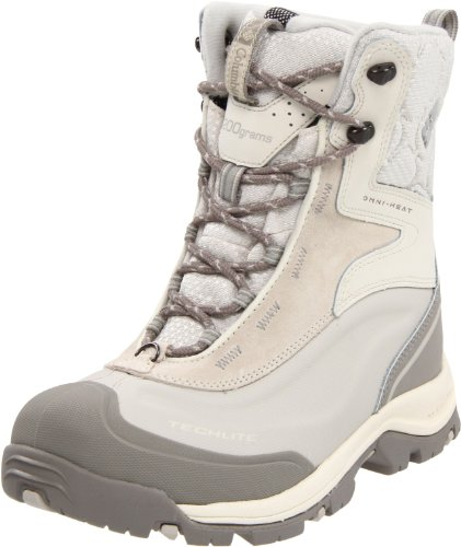 Columbia Bugaboot Plus BL1490, Damen Snowboots, Weiss (Turtle Dove, Goat 105), EU 37 1/3 (UK 4.5) (US 6)