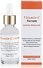 Jadole Naturals Anti-Oxidant Vitamin C Serum Brighten Skin for Youthful Glow