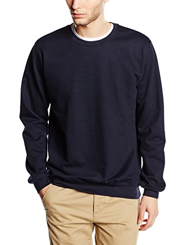 Trigema Herren 679501 Sweatshirt, Blau (Navy C2C 546), X-Large