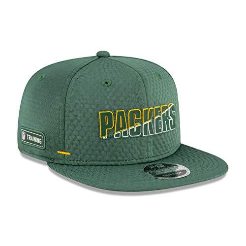 New Era Snapback Kinder Cap - NFL Camp Green Bay Packers