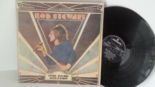 ROD STEWART every picture tells a story, 6338 063