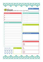 planner inserts, daily plan