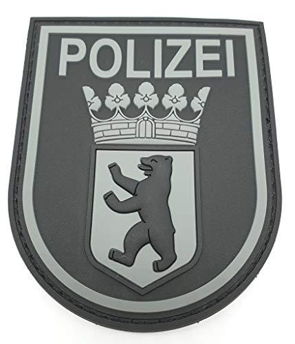 Polizeimemesshop Berlin Black Ops Rubberpatch