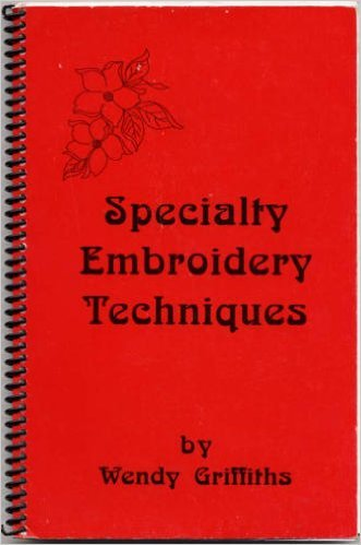 Check Out This Specialty Embroidery Techniques