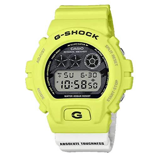 Casio G-Shock By Men's DW6900TGA-9 Digital Watch Green