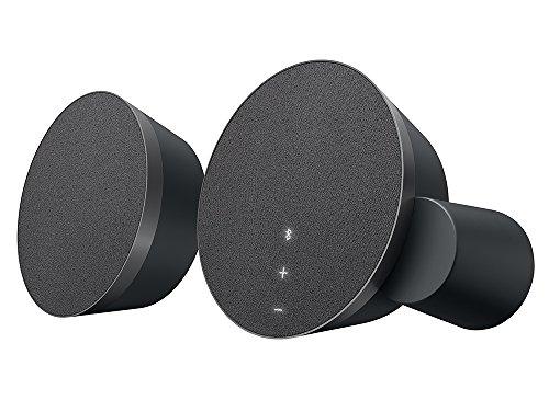 Logitech MX Sound altavoz 12 W Negro - Altavoces (Inalámbrico y alámbrico, 12 W, Negro)