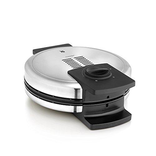 WMF Lono Macchina per Waffle Edition per Herzchen cialde, 900W, tostatura regolabile, argento