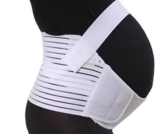 KAZOGU Cinturón de Maternidad Banda de Apoyo para el Embarazo Banda para el Vientre Cintura Fajas Faja para la Espalda Baja Atención prenatal