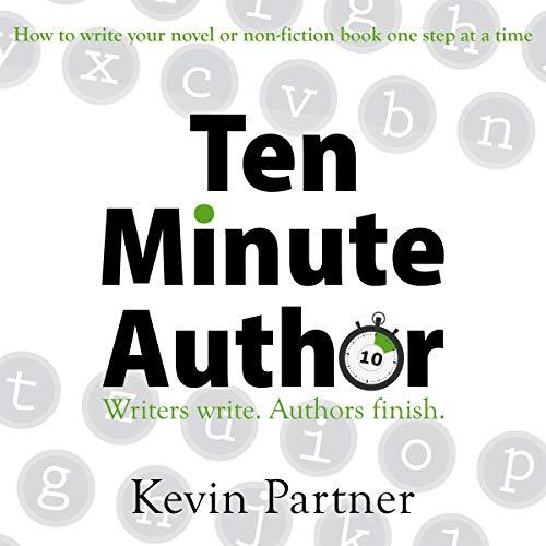 Ten Minute Author cover art