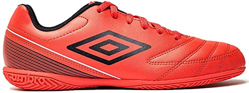 Umbro Classico VII IC, Botas de fútbol Hombre, Rojo (Goji Berry/Black/White Gy2), 43 EU
