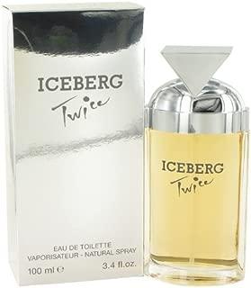 Iceberg Twice By Iceberg For Women. Eau De Toilette Spray 3.4 Ounces