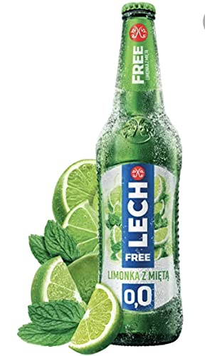 12 x Lech Free Limette Minze, fruchtig,...