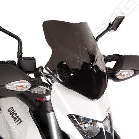 Cúpula Barracuda Aerosport para Ducati Hyperstrada 821