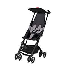 The revolutionary ultra-compact folding mechanism of the Pocket Air All-Terrain reduces the stroller into a handbag-shaped package in seconds and is airplane hand luggage compliant. Take to the skies with confidence. The ultra-compact folding mechani...