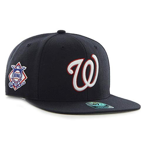 47 Brand Washington Nationals Sure Shot Snapback