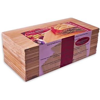 Cedar Grilling Planks - 12 Pack