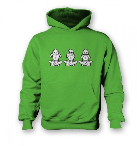 Tv And Film Hoodies By Something Geeky - Sweat-shirt à capuche - Garçon - Vert - lime green - XL