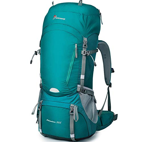 MOUNTAINTOP 55L Internal Frame Backpack