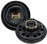 BOSS D12F 12' 2000W Car Audio Shallow Mount Subwoofers Power Subs Woofers