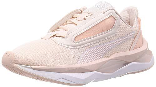PUMA LQDCELL Shatter XT NC Wns, Zapatillas Deportivas para Interior Mujer, Rosa (Rosewater), 37 EU