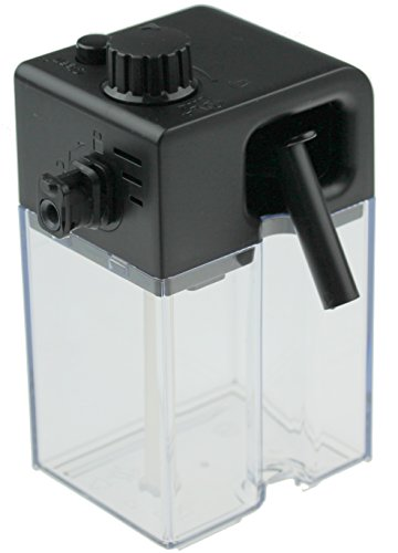DeLonghi milk container, milk frother for automatic Lattissima Nespresso Machines.
