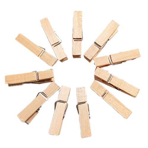 OMKMNOE Pinzas para La Ropa, Regalo De Eje De Embalaje Ropa Multifuncional Pines para Calcetines Y Ropa Interior Componente De Pinza, Paréntesis Ópticamente Atractivos,1