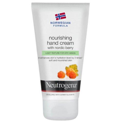 Neutrogena Formule Norvégienne Crème pour les mains Berry nordique - Pack de 2
