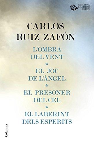 Tetralogia El Cementiri dels Llibres Oblidats (pack) (Catalan Edition)