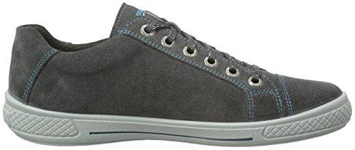 Superfit TENSY 708107, Mädchen Sneakers, Grau (STONE KOMBI 06), 30 EU - 6