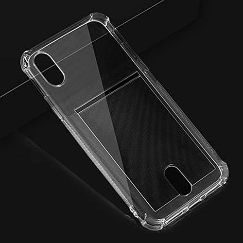 TONGTONG Funda de lujo para iPhone 11 X Xs 8 7 6 Se Plus Ultra Delgada Suave TPU Silicona Carcasa para Iphone 12