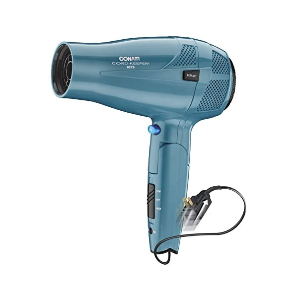 Beauty Shopping Conair 1875 Watt Cord Keeper Hair Dryer with Folding Handle and