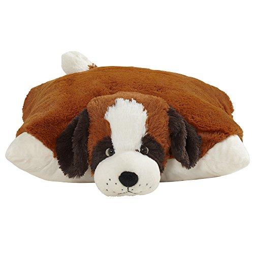 "Pillow Pets Originals St. Bernard 18"" Stuffed Animal Plush Toy"