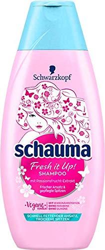 SCHWARZKOPF SCHAUMA Shampoo Fresh it Up!, 1er Pack (1 x 400 ml)