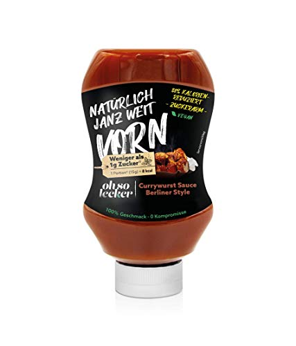 Ohso Lecker Curry Sauce Berliner Sauce (350g)